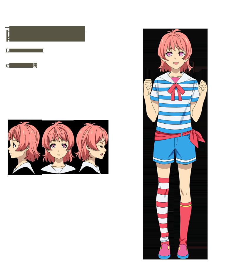 キンプリ アニメ キャラクター